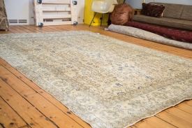 Large Ivory Carpet