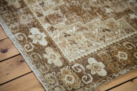 Vintage Gold Rug