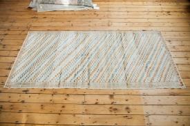 Multicolor Checkered Runner
