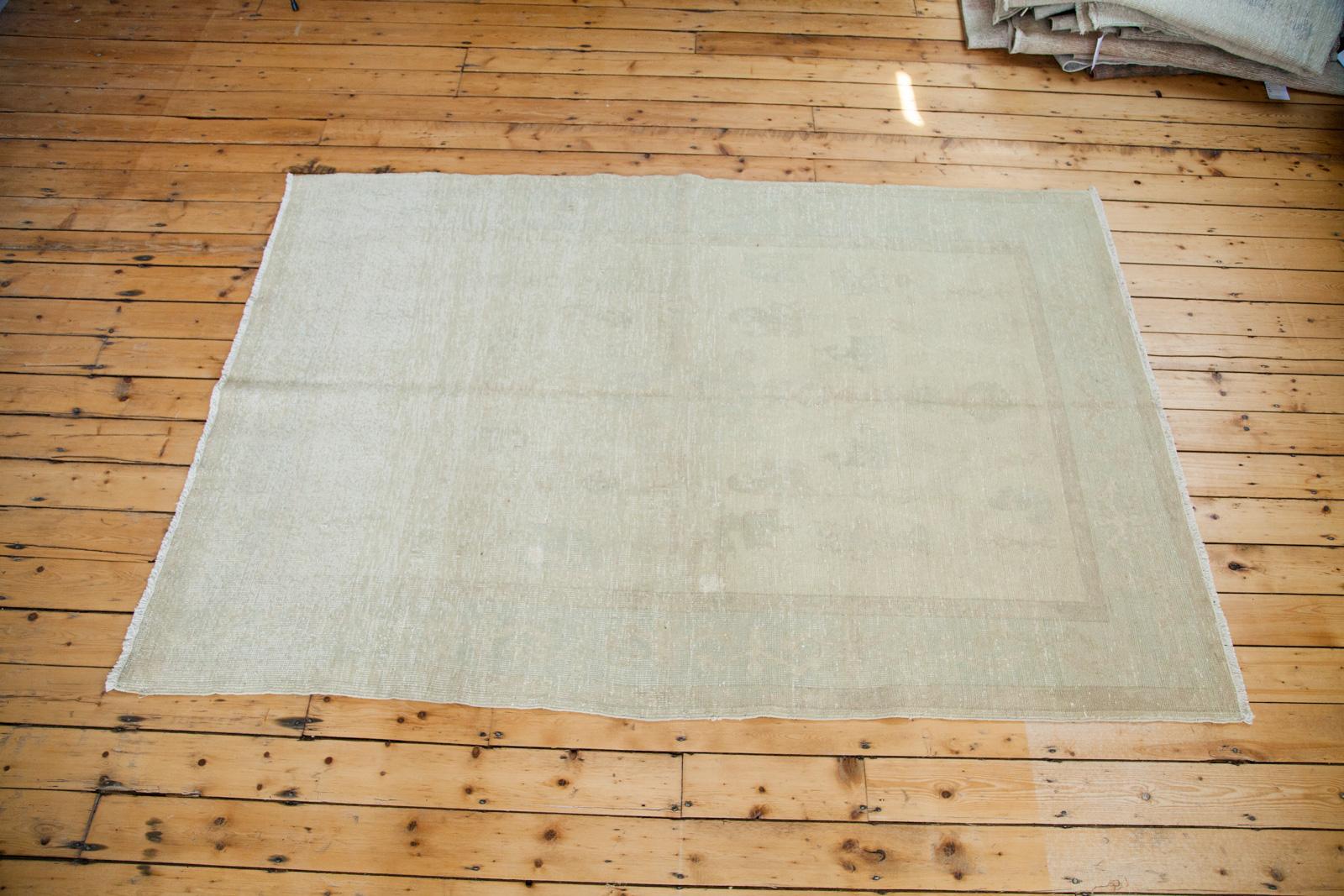 Faded Turkish Carpet