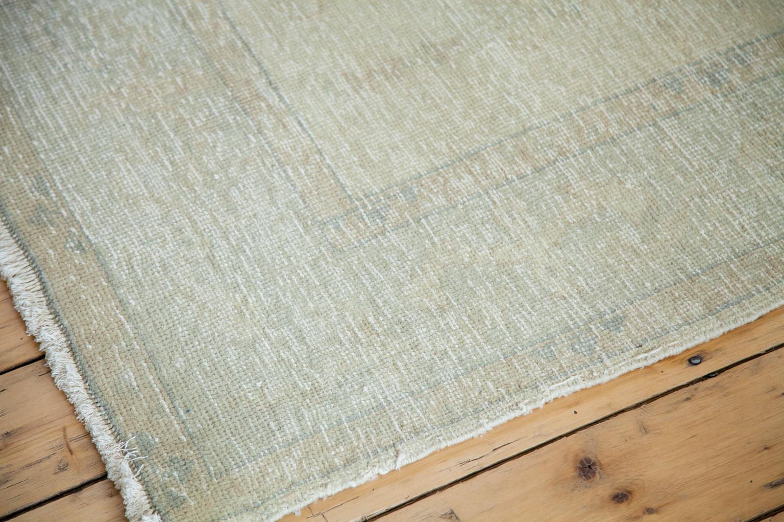 Vintage Faded Turkish Carpet
