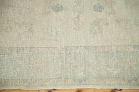 Vintage Faded Turkish Carpet