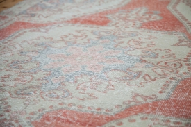 Turkish Red Blue Rug
