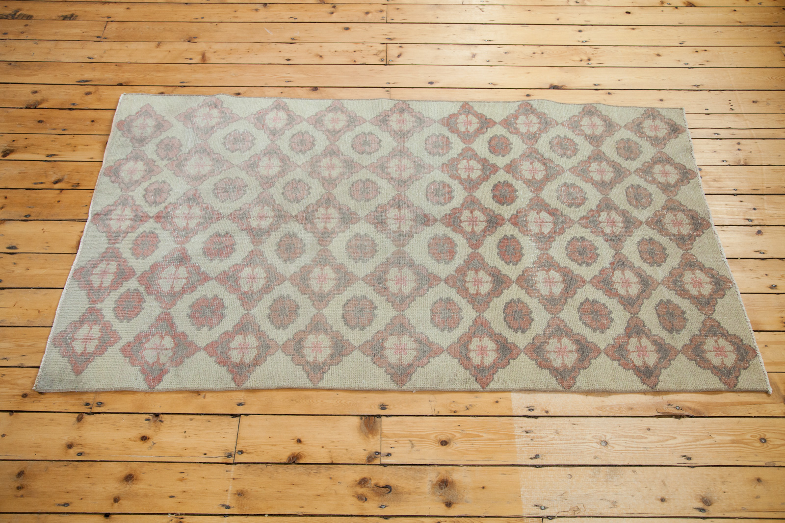 Turkish Floral Rug