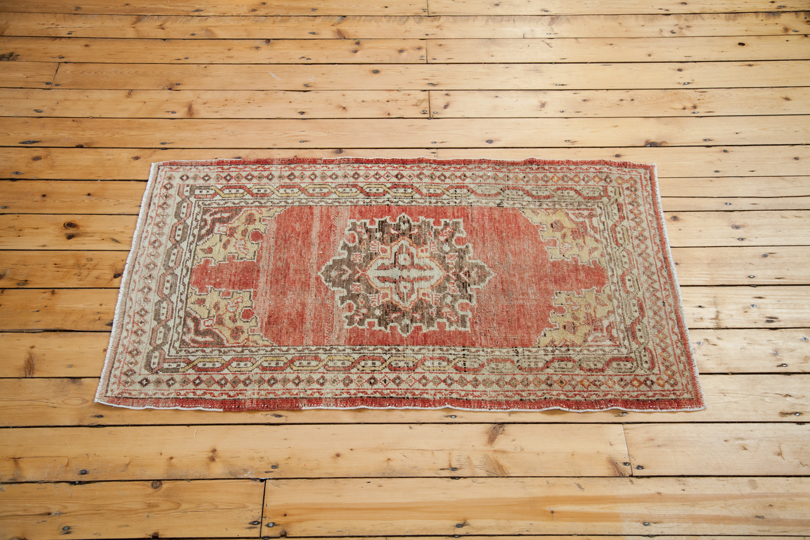 Turkish Red Vintage