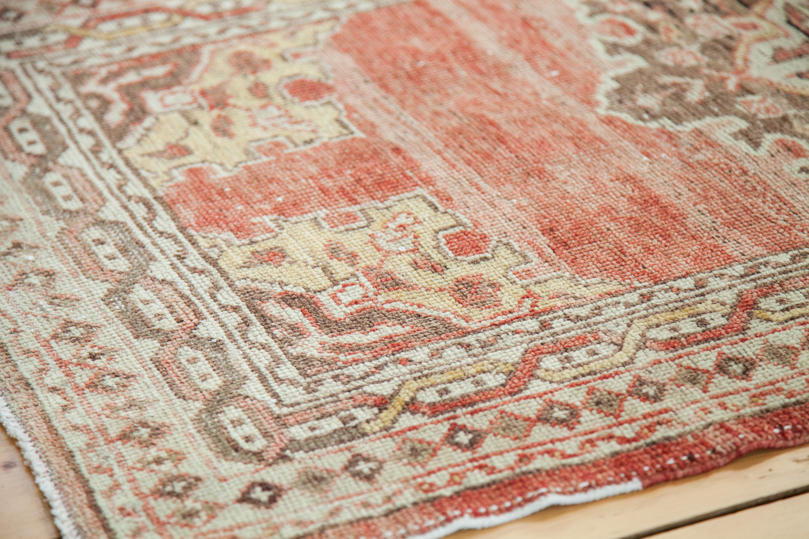 vintage oushak rug ee001466 westchester ny rugs. Black Bedroom Furniture Sets. Home Design Ideas