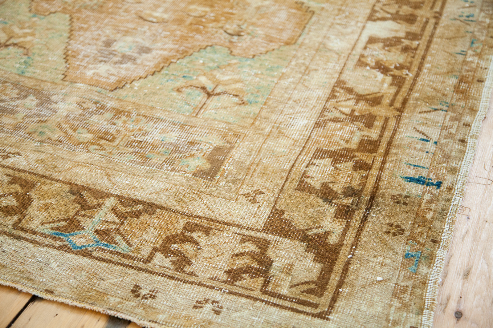 Turkish Gold Rug