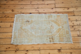 Yellow Turkish Rug