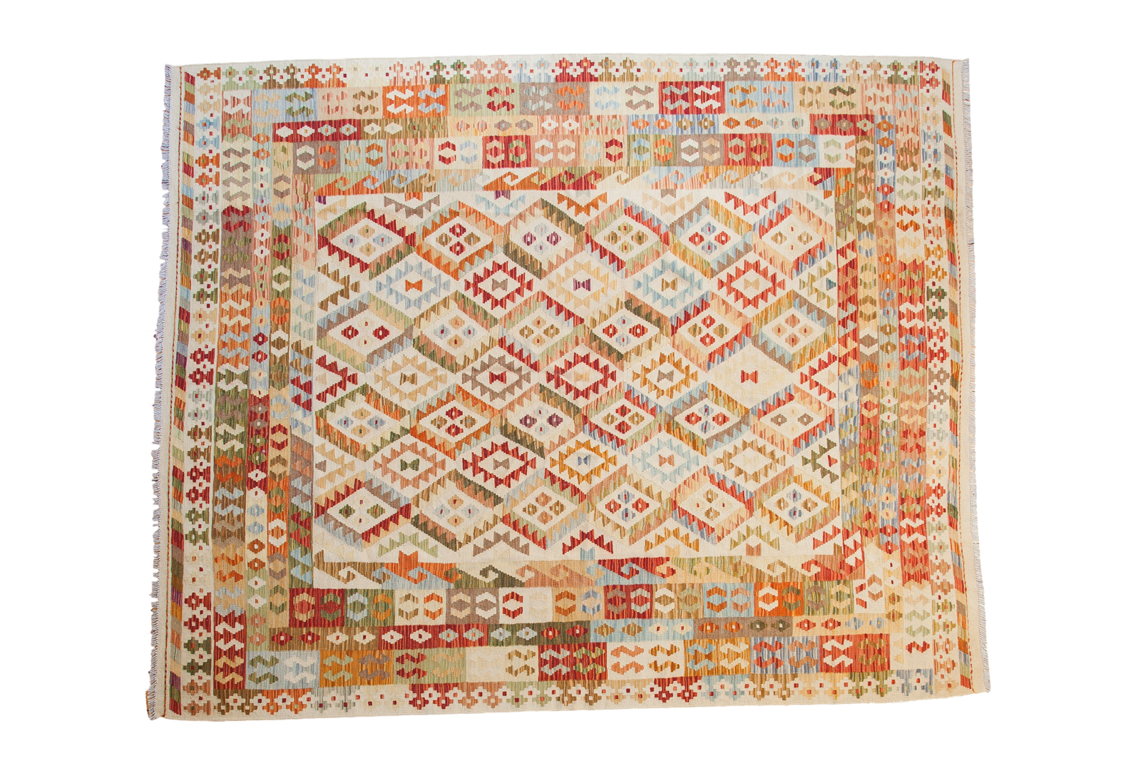 Colorful Kilim