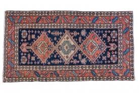 Persian Indigo Heriz