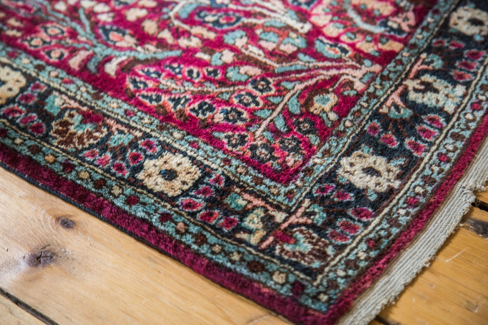 Antique Floral Persian