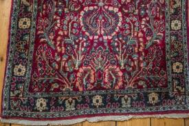Antique Floral Persian