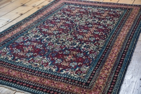 Antique Purple Persian