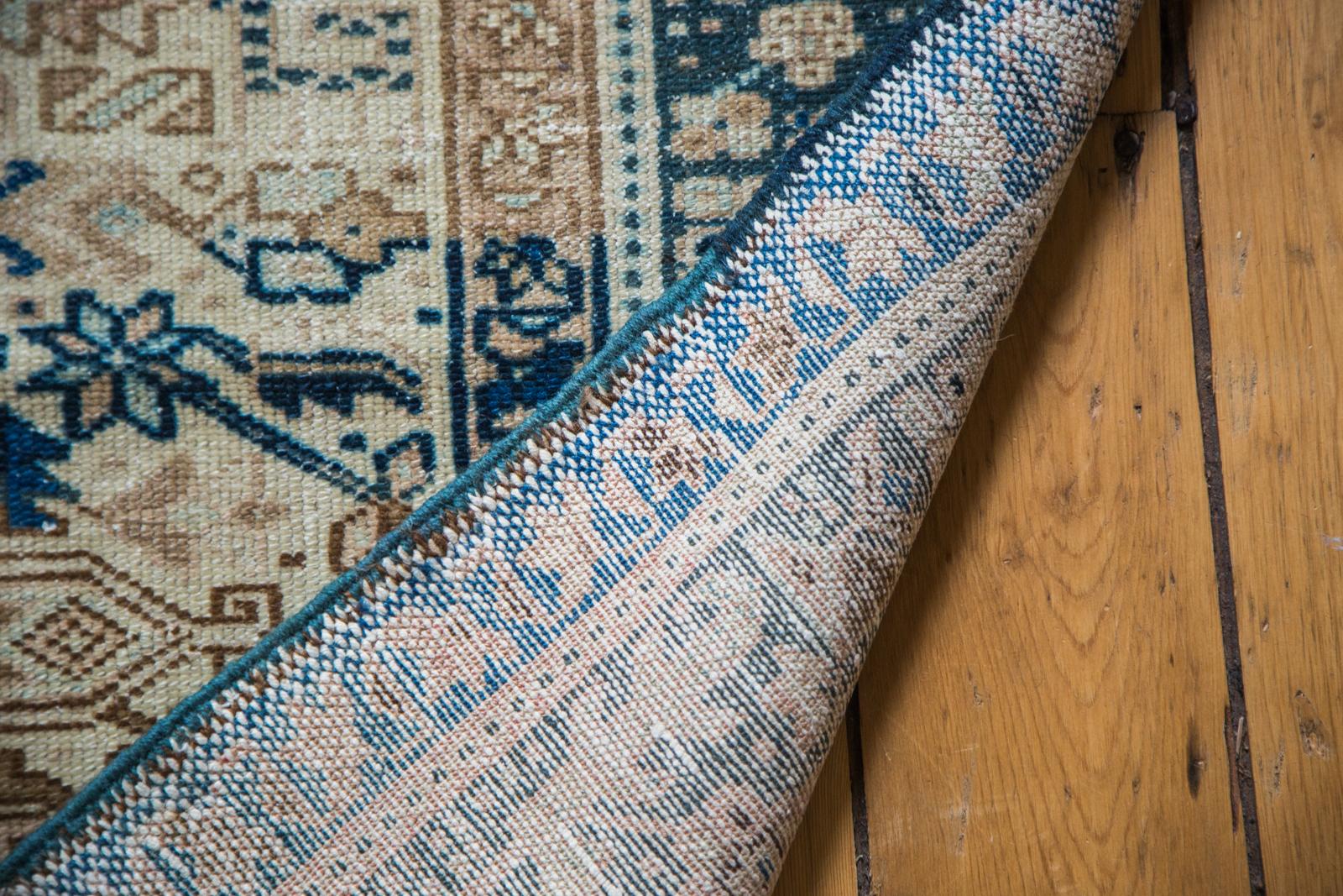 1940s Persian Blue Rug