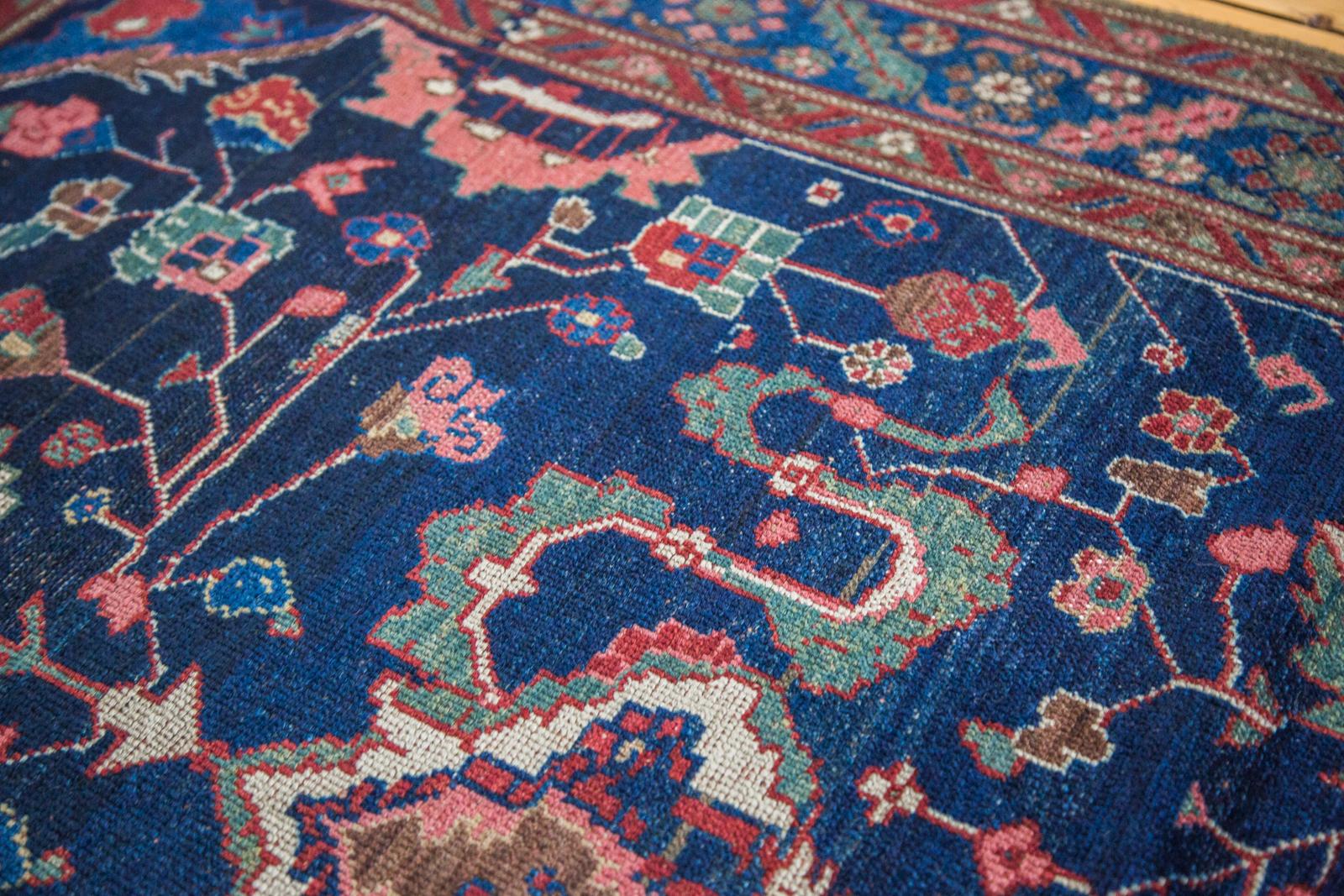 Blue Persian Hamadan