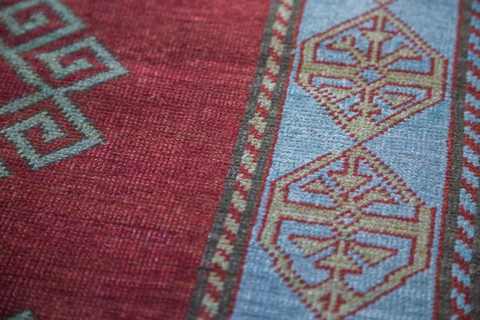 Red Blue Caucasian