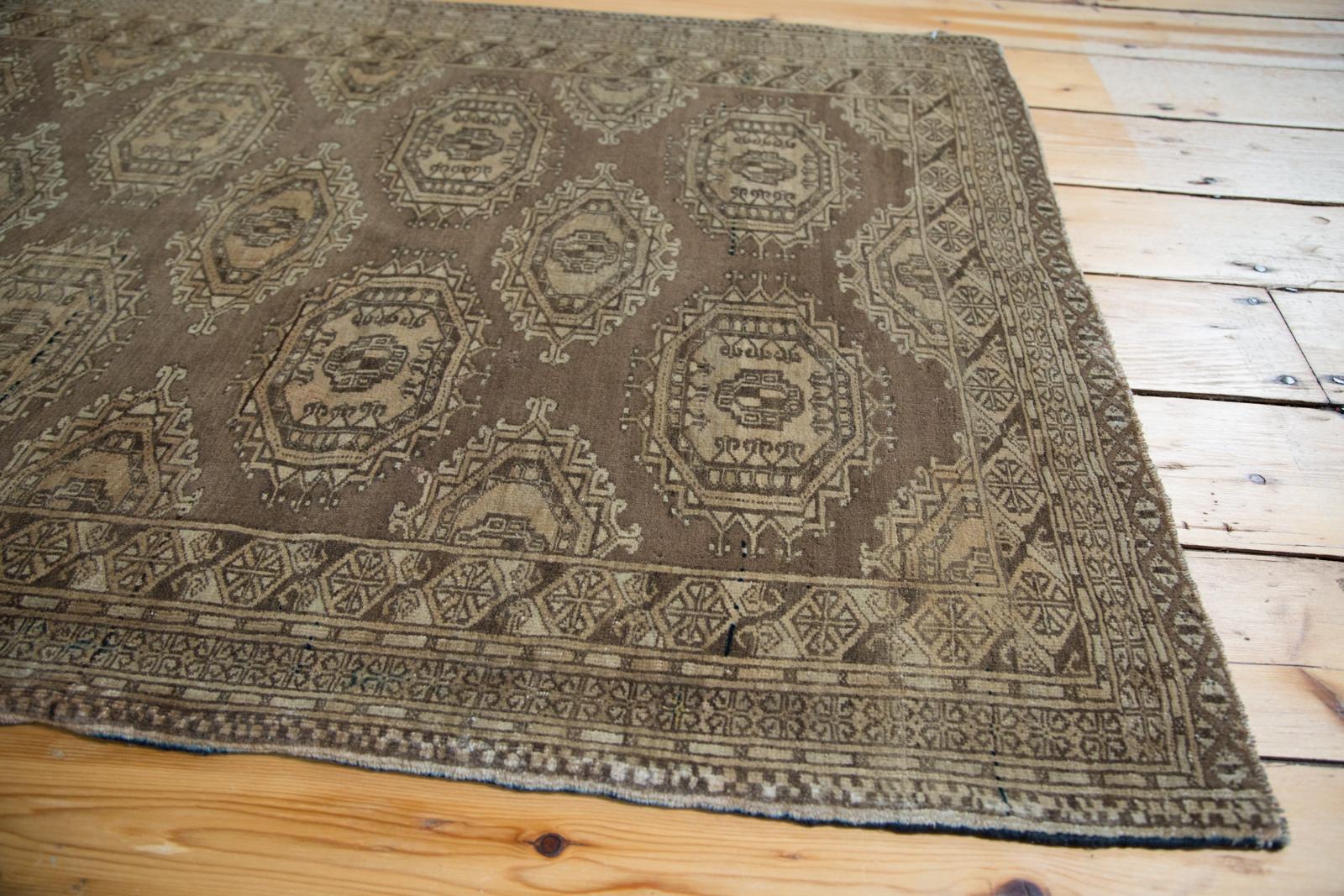 Bronze Brown Turkmen