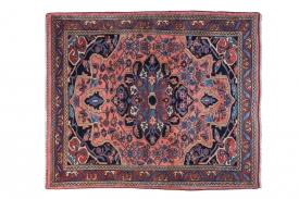 Persian Square Rug