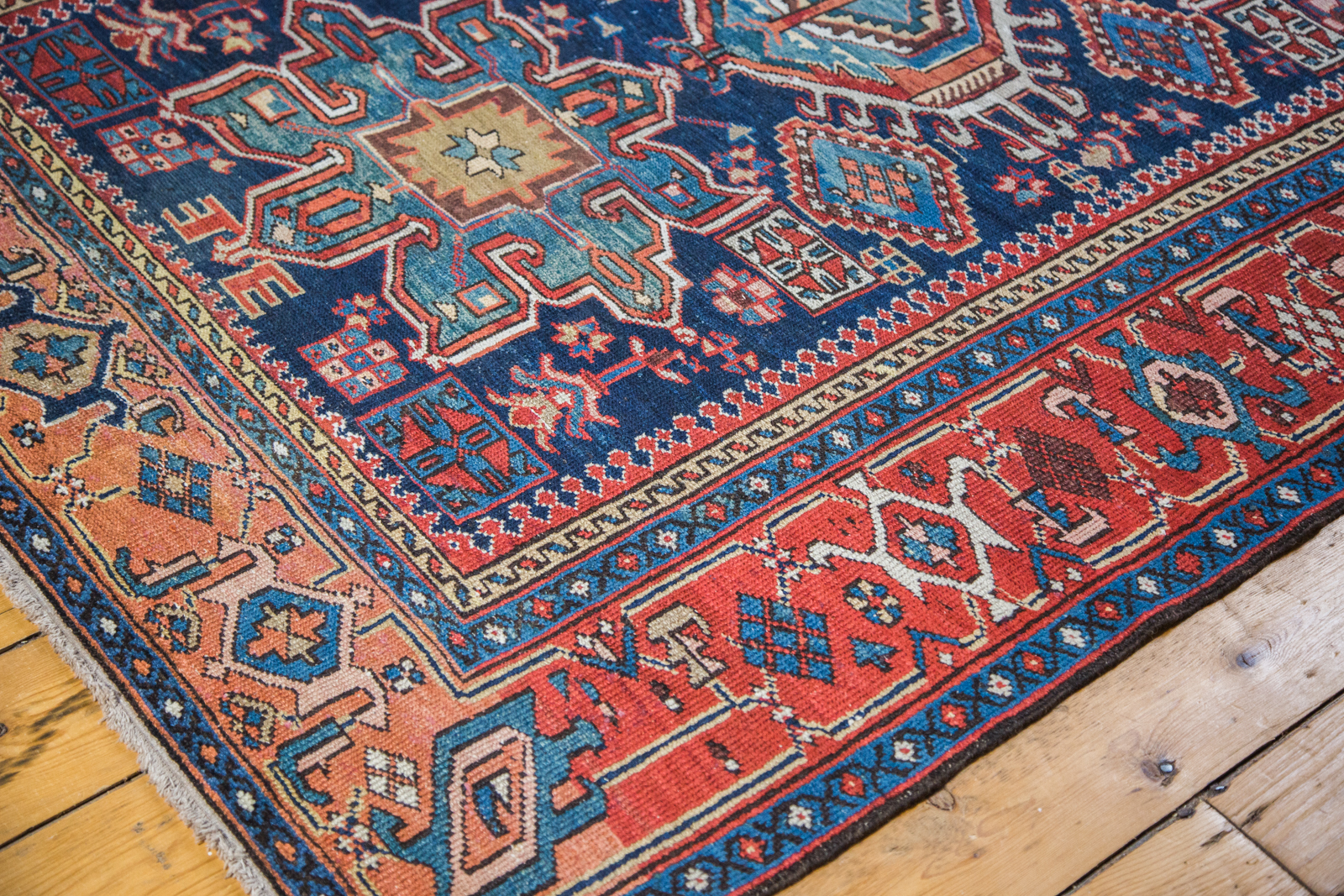 Red Blue Persian Karaja