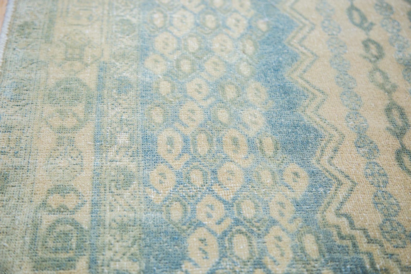 Light Vintage Area Rug