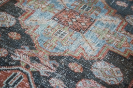 Distressed Persian Runner