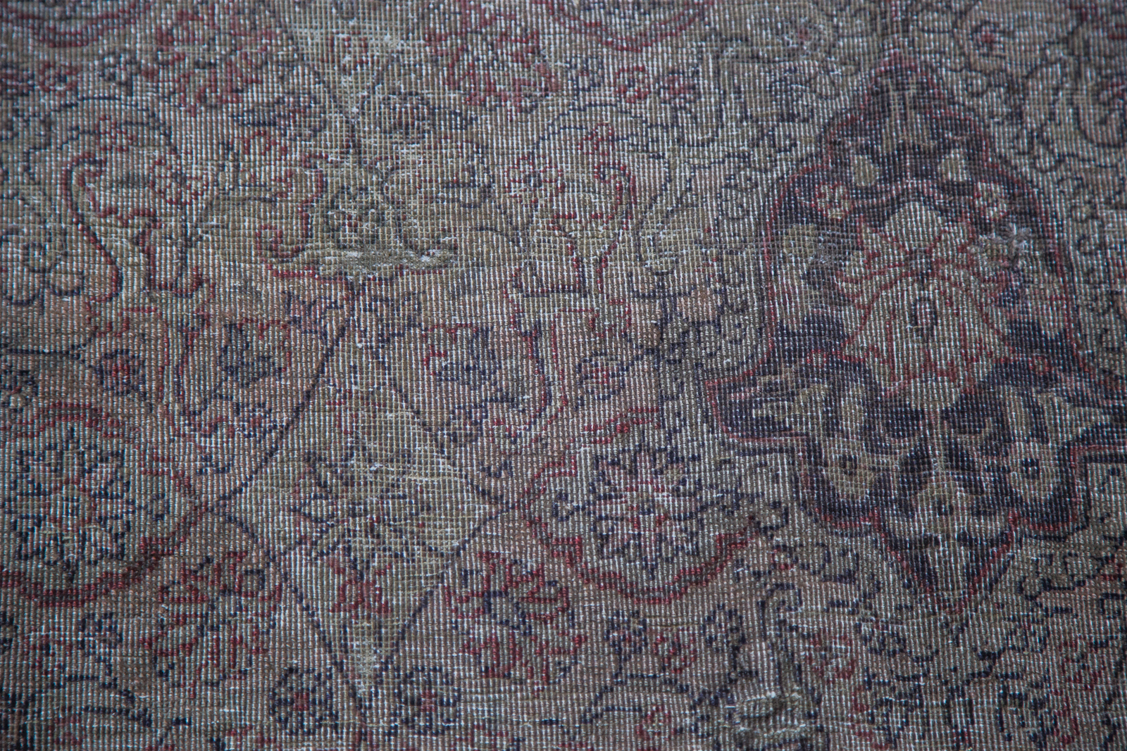 Distressed Turkish Sivas