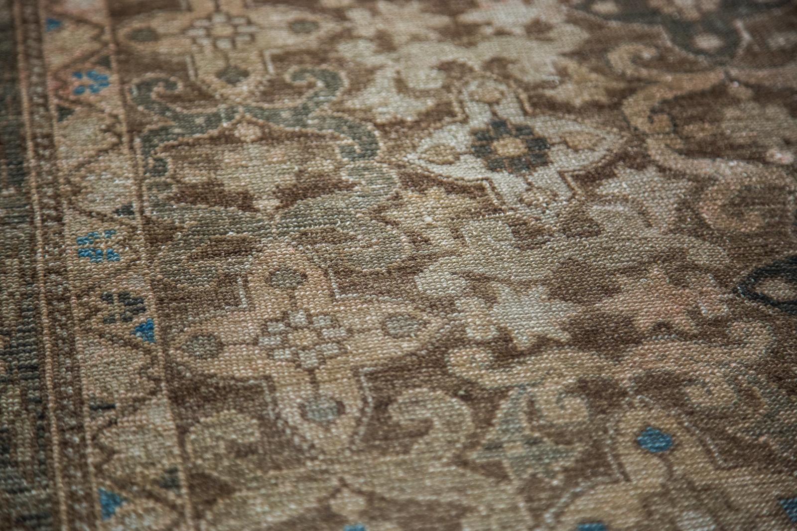 Persian Bronze Star Rug