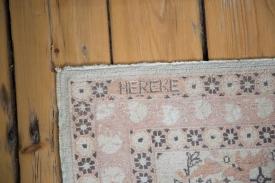 1970s Distressed Hereke