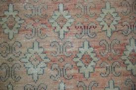 Distressed 1960s Konya Rug