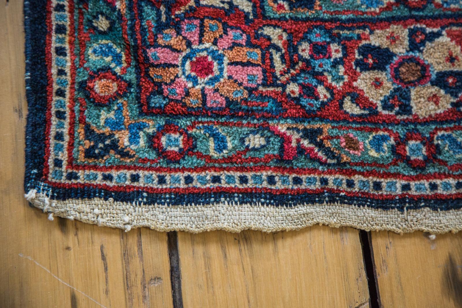 Vintage Mahal Rug