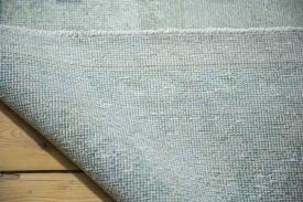 Distressed Oushak Carpet