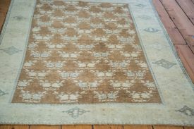 Oushak Square Rug