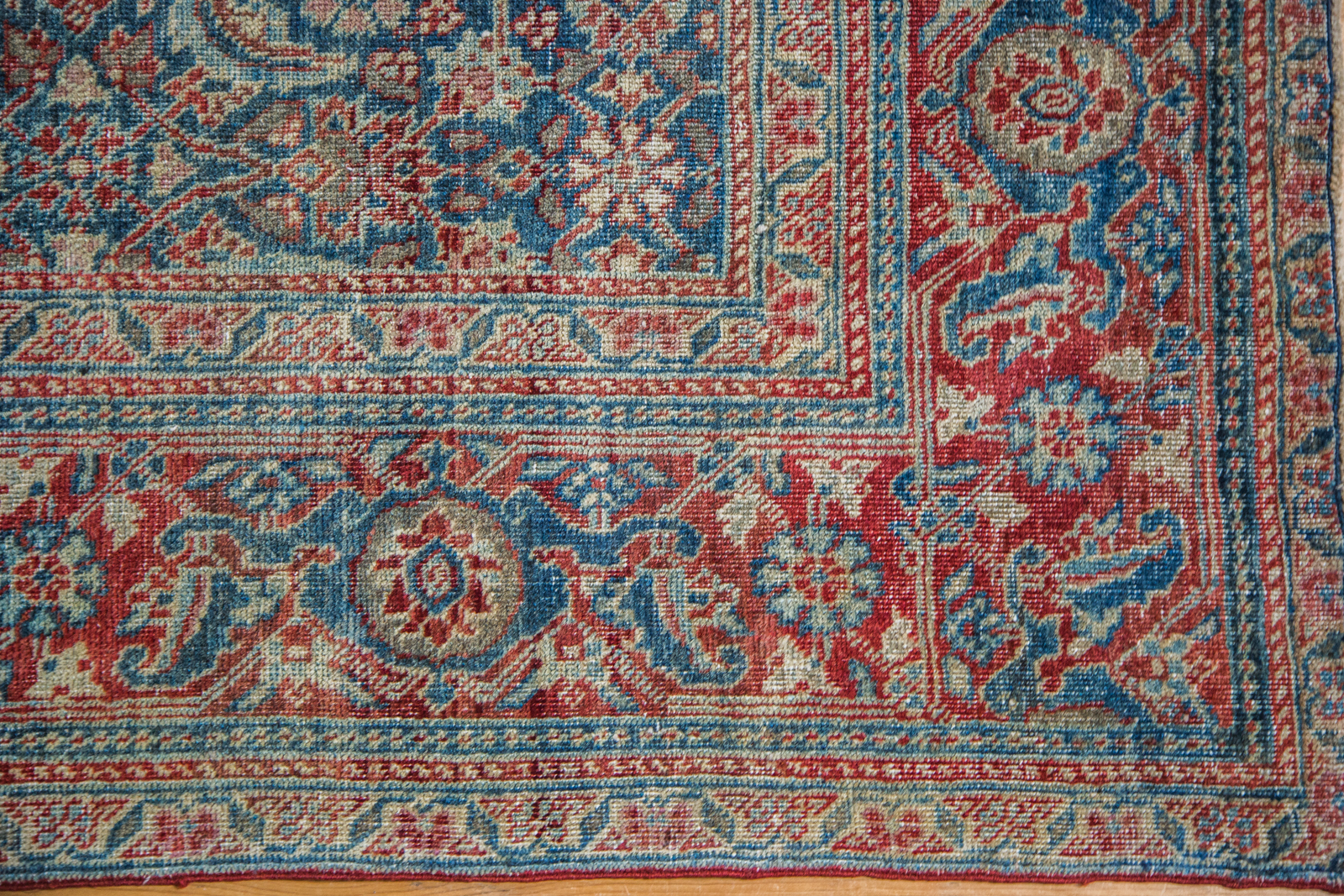 Antique Persian Tabriz