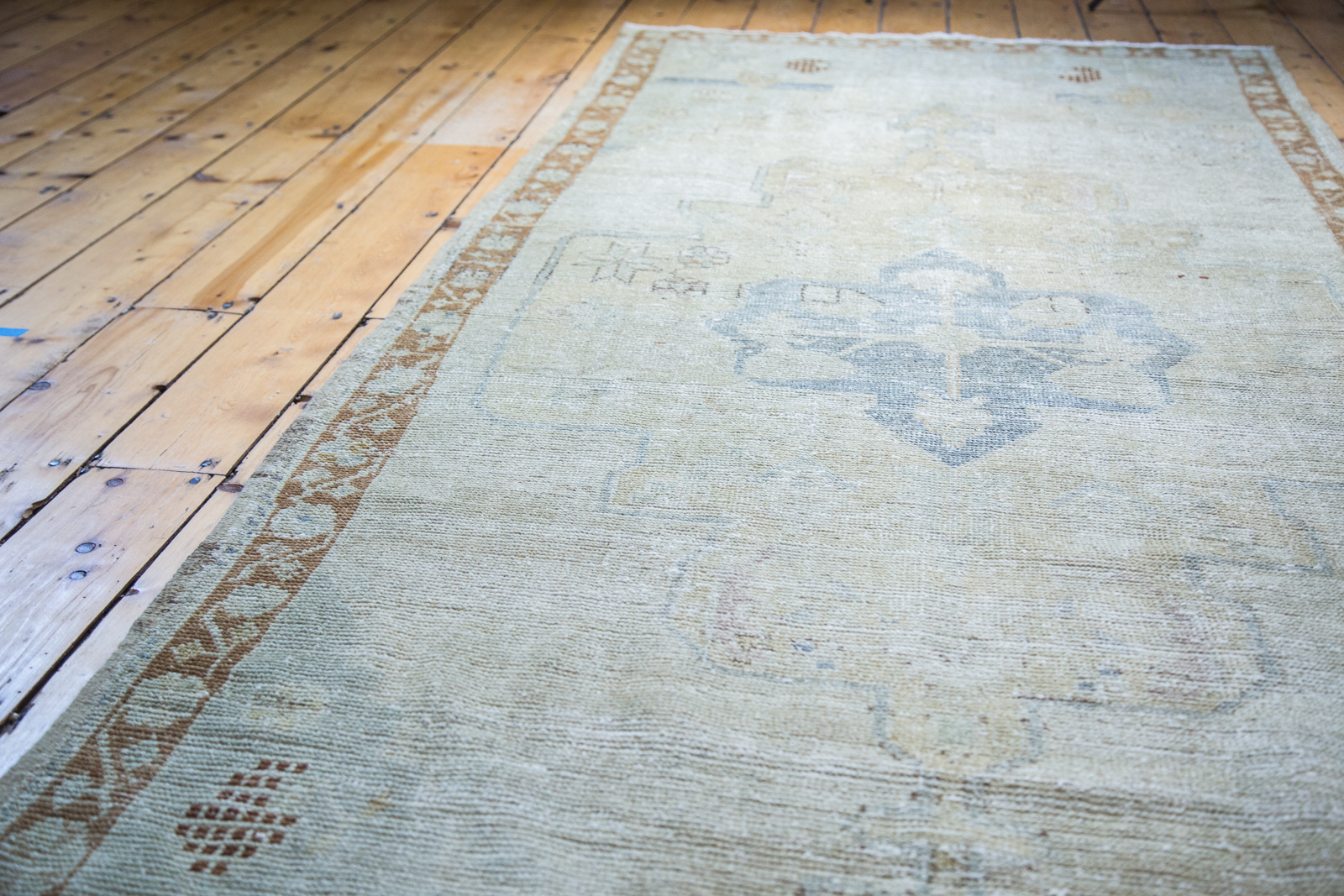 Distressed Rug Runner