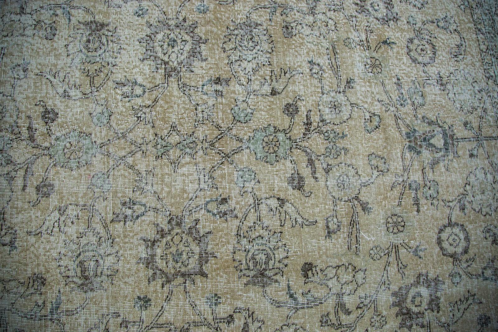 Vintage Oushak Area Rug