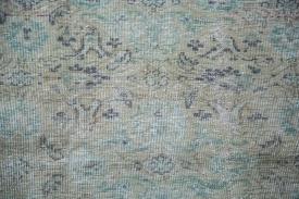Vintage Oushak 6x9 Rug