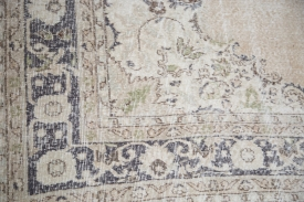 Vintage Oushak Rug