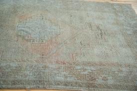 Square Oushak Rug
