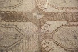 Geometric Oushak Rug