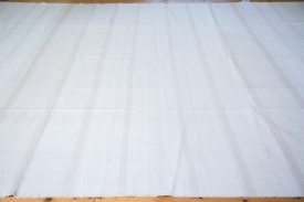 Large Natural Cotton Rug