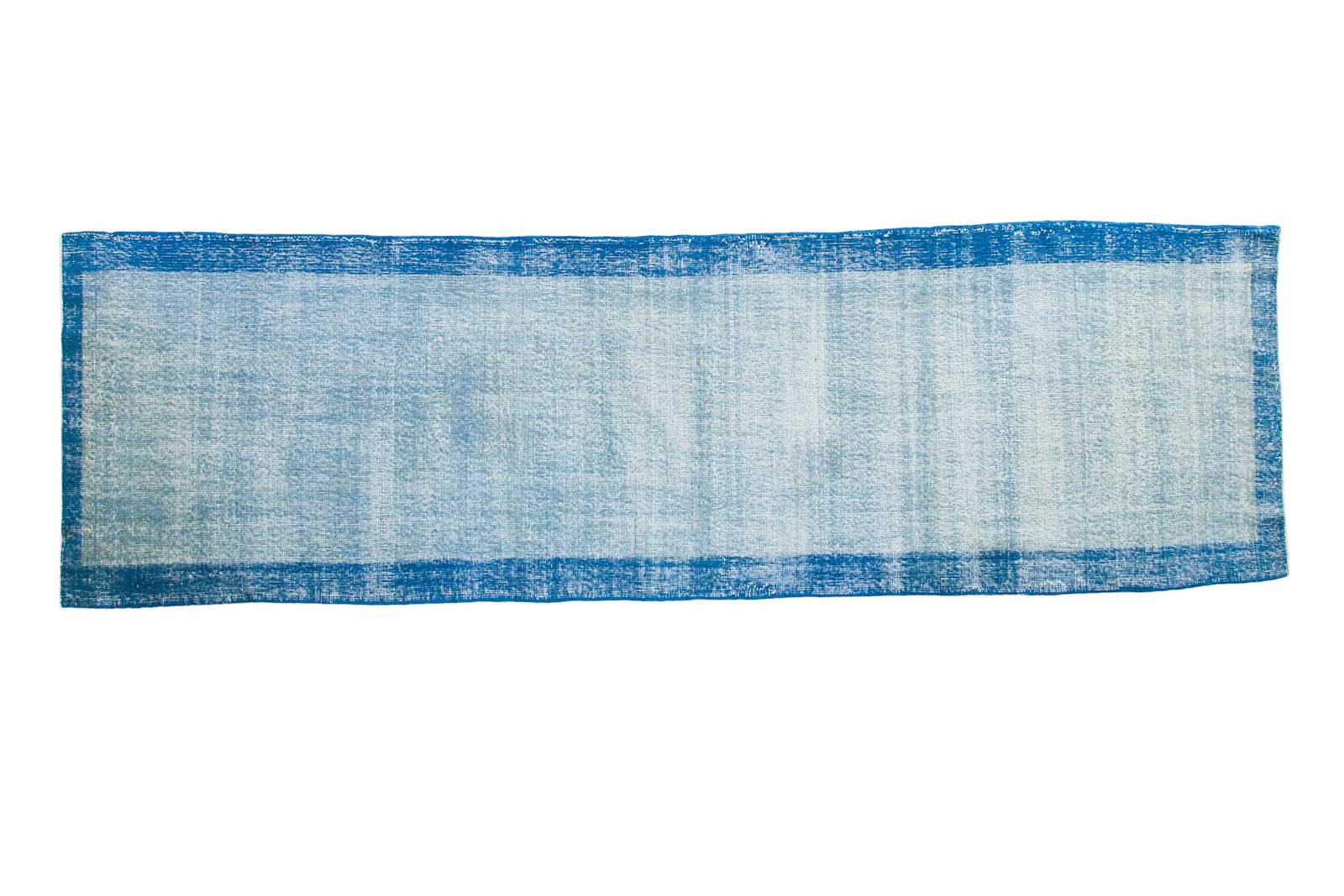Distressed Blue Runner