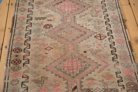 Rose Pink Oushak Runner