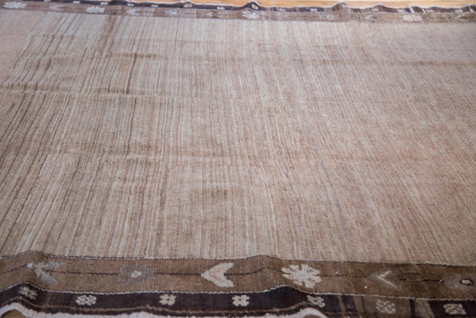 Natural Oushak Carpet
