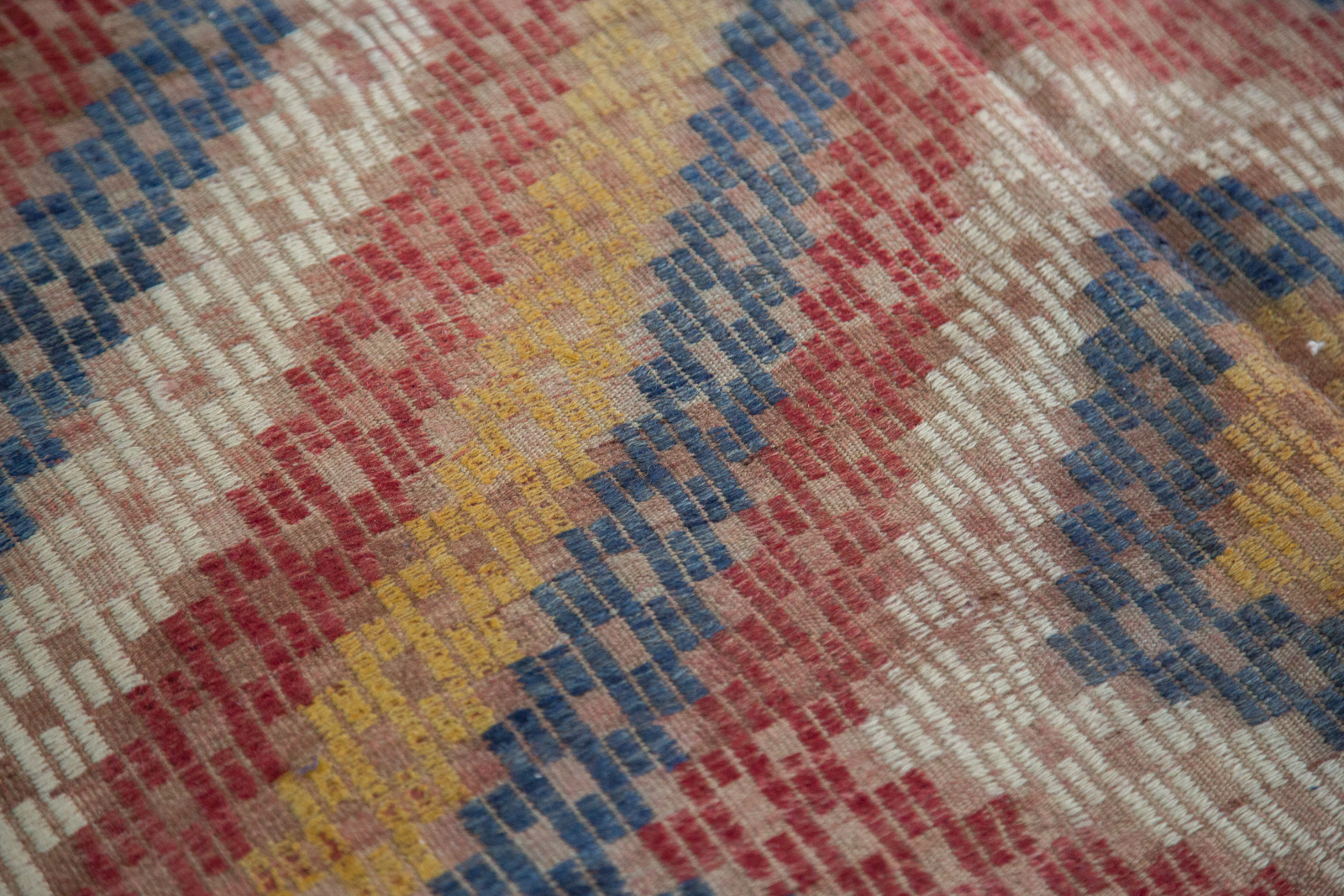 Colorful Jijim Carpet