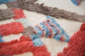 Colorful Moroccan Kilim