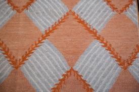 Orange & Blue Kilim