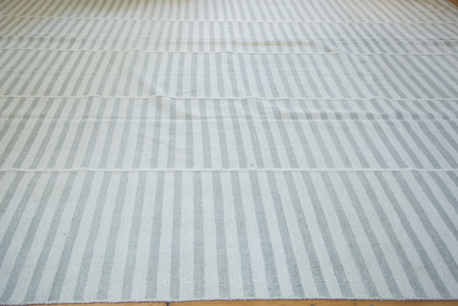 Striped Kilim Carpet