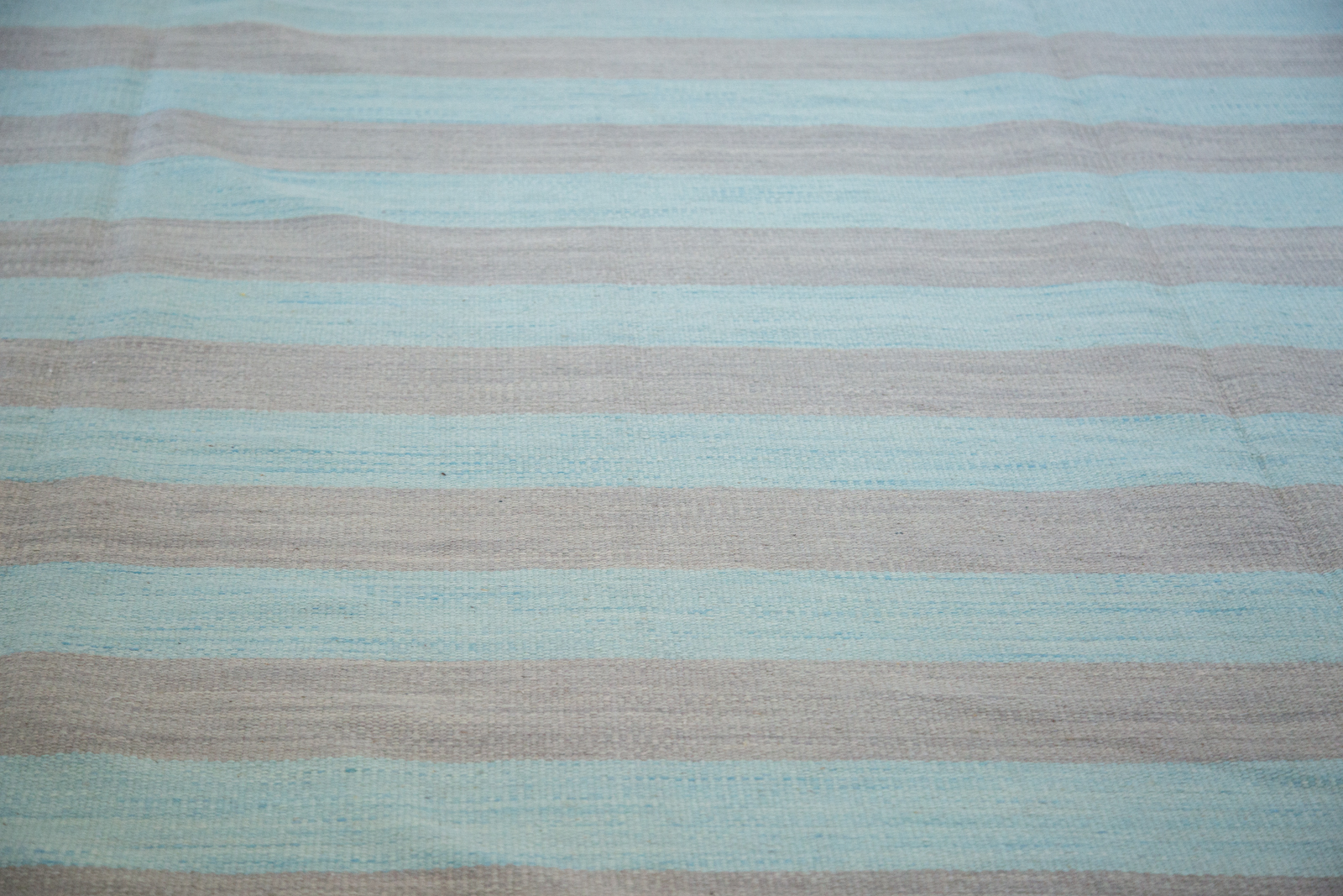 Blue Striped Kilim
