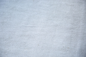 Hemp Handmade White Rug