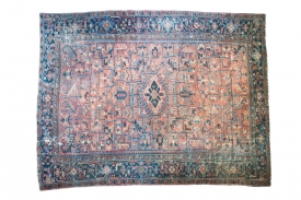 Old New House Rug